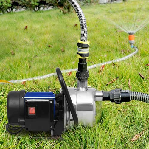 1.6HP Shallow Well Sump Pump by Flyerstoy