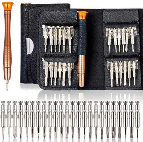 25 in 1 Screwdriver Set by BetyBedy