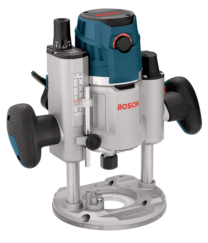 Bosch 120-Volt 2.3 HP Electronic Plunge Base Router