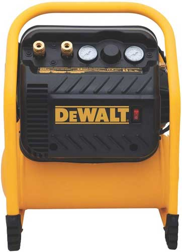 DEWALT Heavy Duty 200 PSI Quiet Compressor