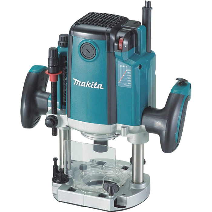 Makita Plunge Router with Electric Brake