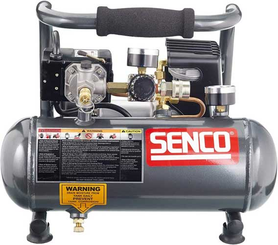 Senco 1/2 HP 1-Gallon Compressor