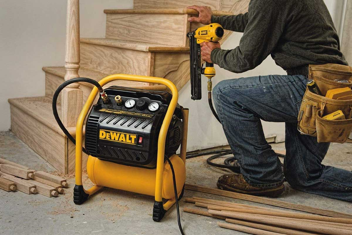 best air pump for nail gun