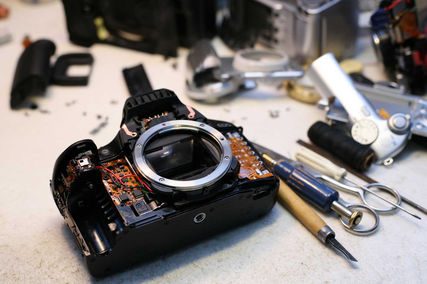 Best camera repair tools