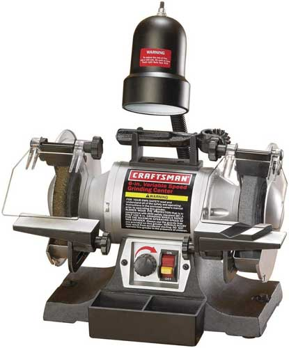 "CRAFTSMAN 6"" Variable Speed Grinding Center"