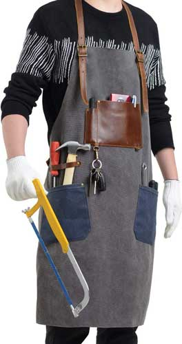 Flipzon Heavy-Duty Work Apron