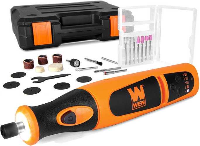 WEN Variable Speed Lithium-Ion