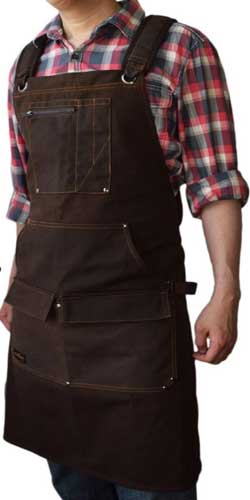 ecoZen Lifestyle Shop Apron