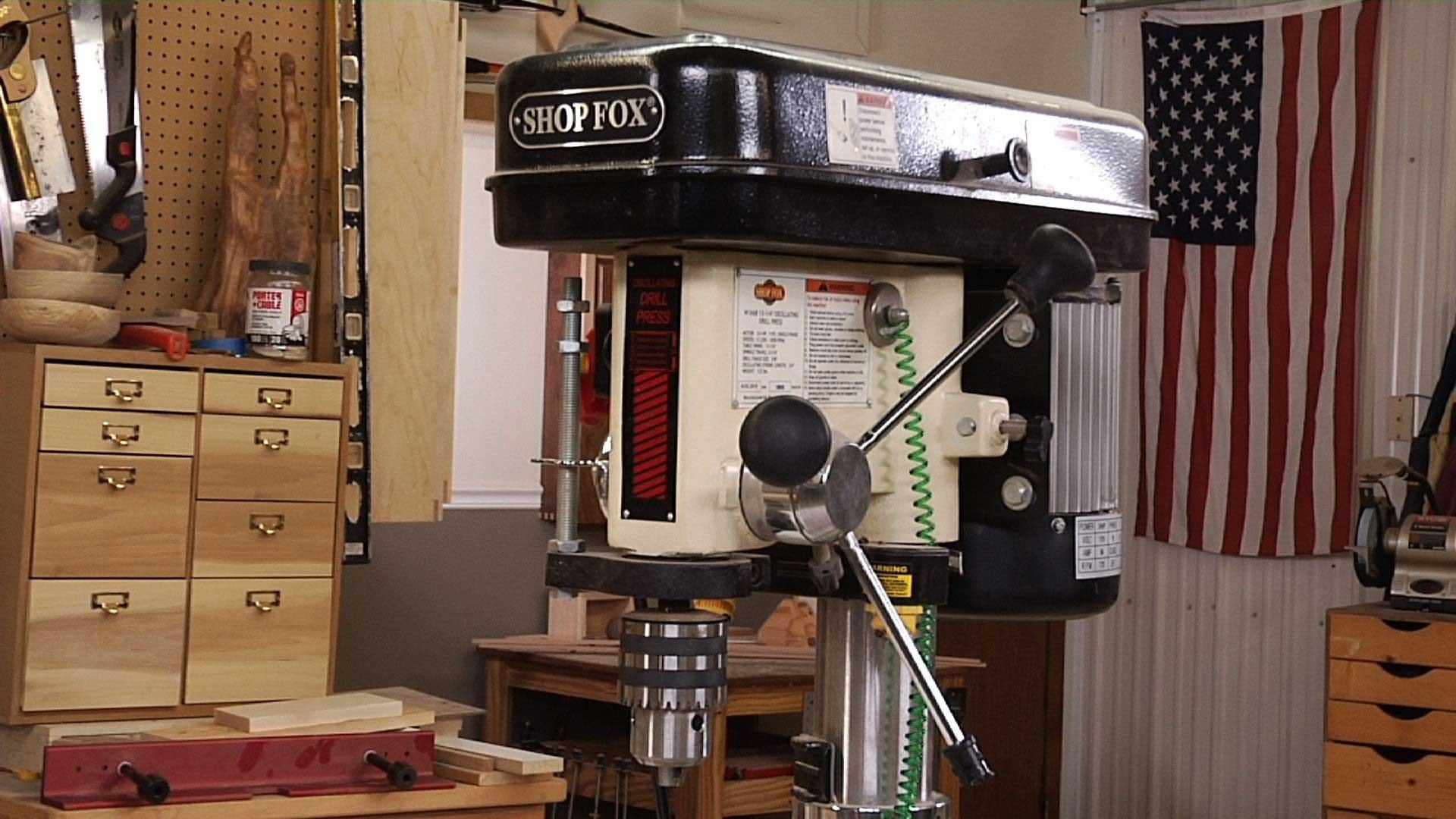 best benchtop drill press